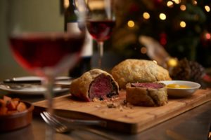 Beef Wellington is a rich, flavourful dish that is perfect as a Christmas recipe