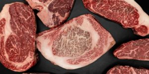 Wagyu Beef cuts offer the best level of meat marbling
