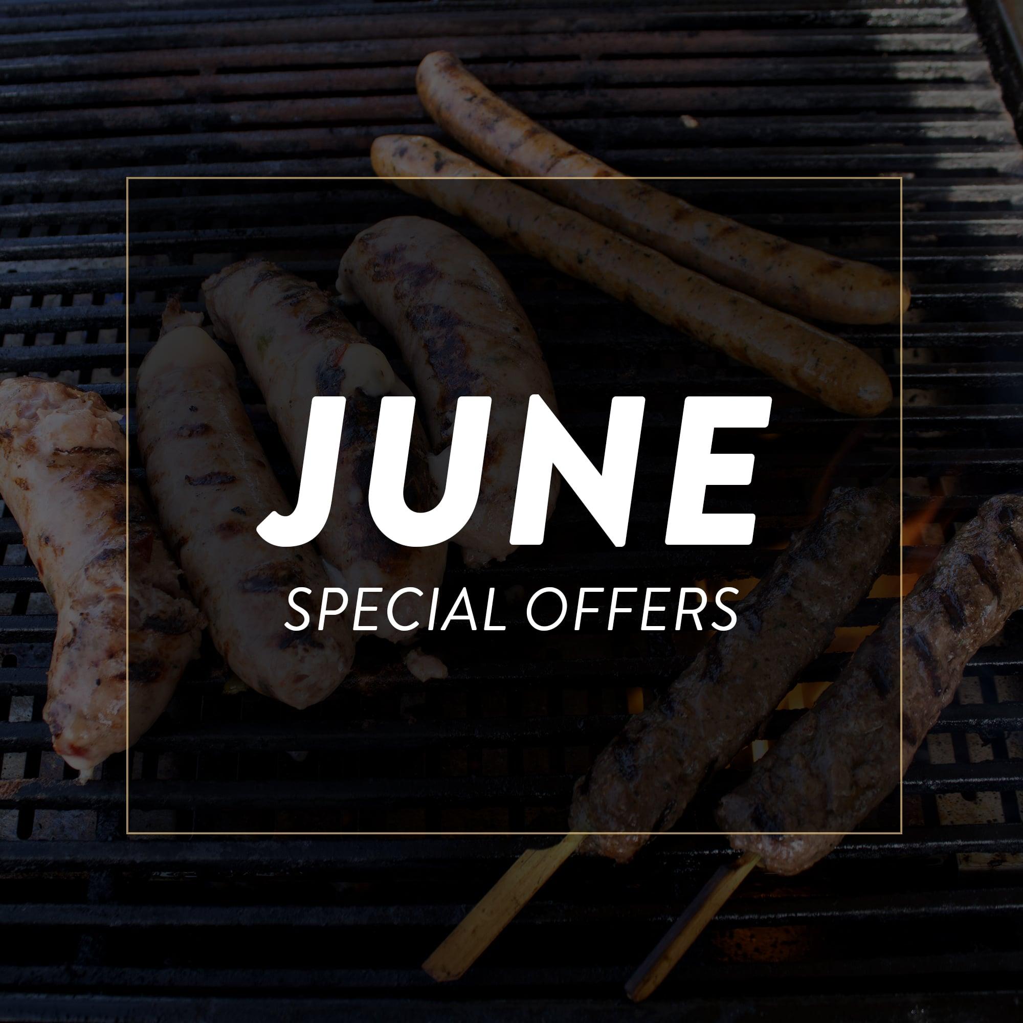 June Special Offer